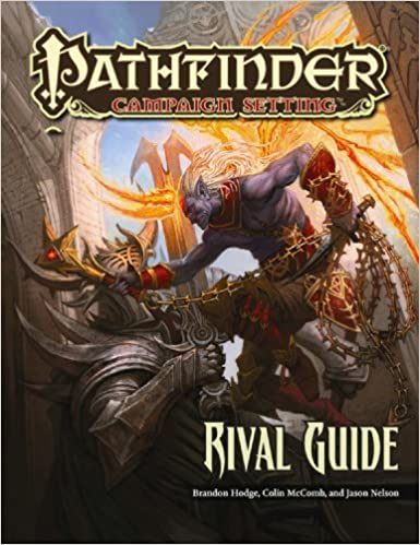 Pathfinder Campaign Setting: Rival Guide: Paizo Staff
