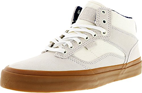 Fabric Sneaker High Ankle Suede Canvas Vans Fashion Marsh And Gum Bedford qX1gpxwR