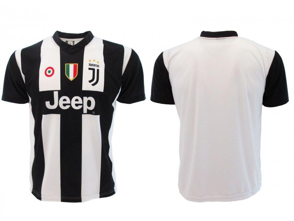 T-Shirt Juventus Camisa Juve Personalizada Replica 2018/2019 PS 27400: Amazon.es: Deportes y aire libre