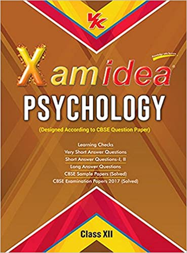 Xam Idea Psychology Class 12 CBSE for 2018 Exam: Amazon in