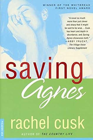 book cover of Saving Agnes