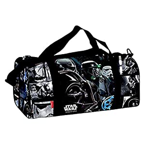 STAR WARS Rogue One Imperial Sac de sport - Sac de voyage (50 x 23 x 22 cm)