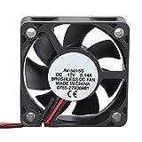 Best Vktech Fan For Coolings - Vktech 5015S 12V Cooler 50x15mm Brushless DC Fan Review