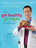 Best Vegan Recipes Books - The Get Healthy, Go Vegan Cookbook: 125 Easy Review