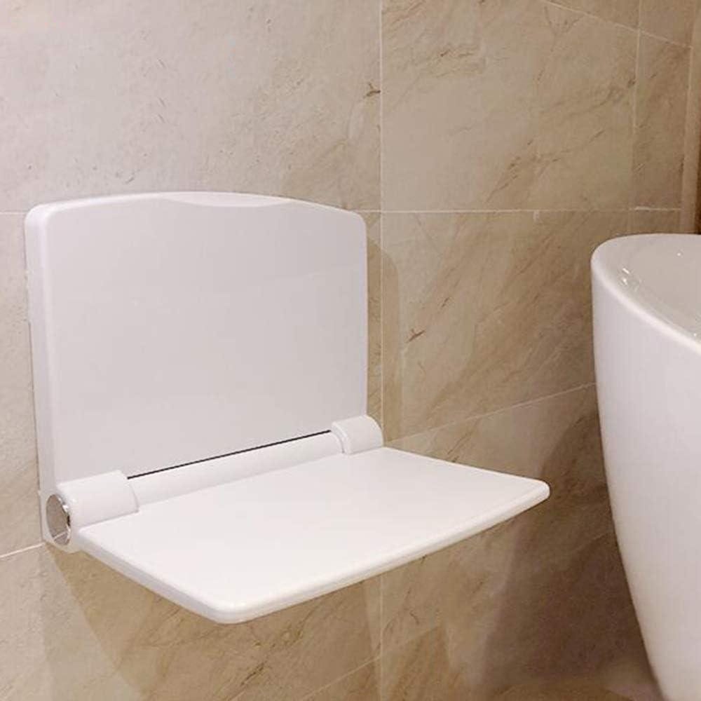 LIULIFE Duschsitz Badezimmer-Multifunktionssafe-Klappstuhl