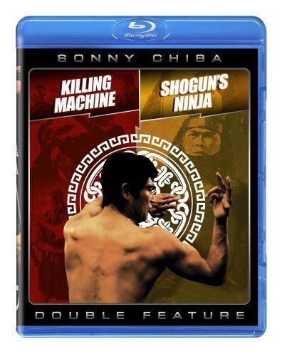 Amazon.com: Killing Machine / Shoguns Ninja (Double Feature ...