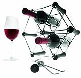 Cheap Eva Solo Wine Rack for 6 Bottles