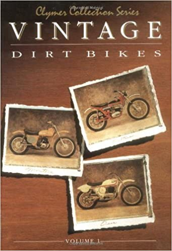 Clymer Vintage Dirt Bikes: Bultaco, 125-370Cc Singles