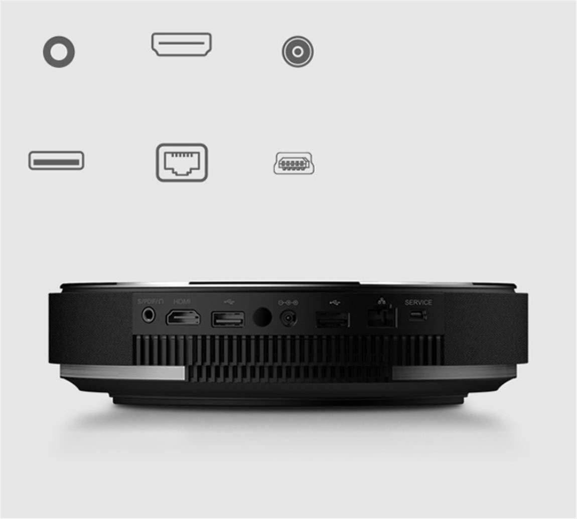 Xiaoais shop Proyector casero 1080P HD, WiFi Inteligente ...