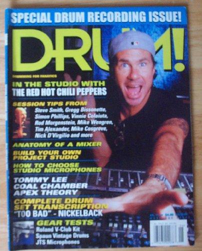 Drum Chad Smith - Drum Magazine: Chad Smith (May / June 2002)