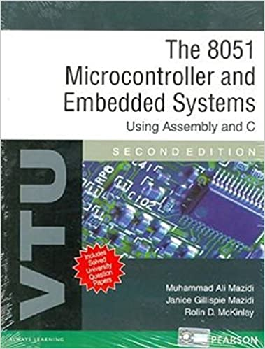 Buy The 8051 Microcontroller And Embedded Systems Using Assembly