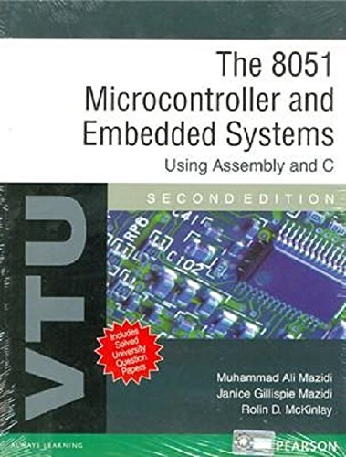 Buy The 8051 Microcontroller and Embedded Systems: Using Assembly