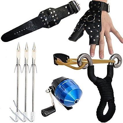 New Hunting Slingshot Wristband Guard Catapult Fishing Reel Wrist Protective