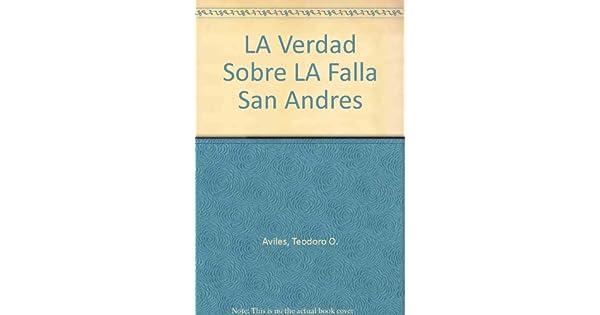 Amazon.com: LA Verdad Sobre LA Falla San Andres ...