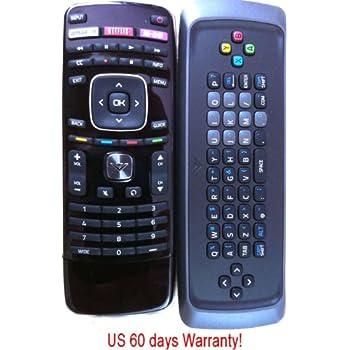 New Vizio smart tv alphanumeric alpha keyboard Remote for E550i-A0 e550i-a0
