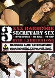 XXX Hardcore, Secretary Sex (3 film set) [DVD]