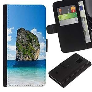 All Phone Most Case / Oferta Especial Cáscara Funda de cuero Monedero Cubierta de proteccion Caso / Wallet Case for Samsung Galaxy S5 Mini, SM-G800 // Kistler views