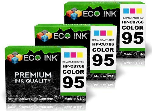 ECO INK © Compatible / Remanufactured for HP 95 C8766WN (...