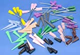 Dispensing Needle Assortment 100 pcs tip sampler kit