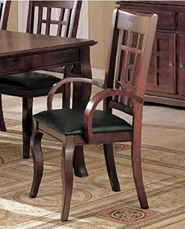 Dining Arm Chairs Black