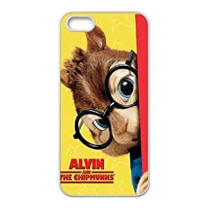 Alvin and the Chipmunks iPhone 4 4s Cell Phone Case White SUJ8443787