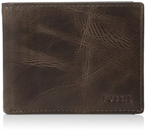 Fossil Blocking Leather Derrick Passcase product image
