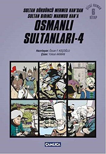 Read Online Osmanli Sultanlari 4 pdf epub
