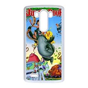 Cover LG G3 Cell phone Case The Jungle Book Fccf Unique Protective Csaes