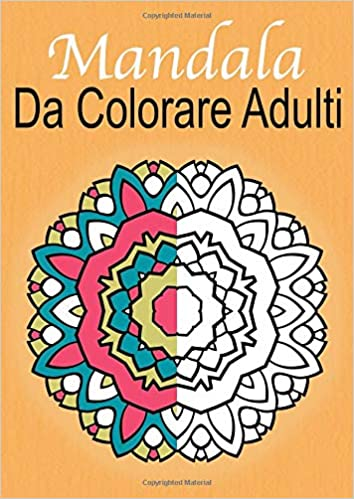 Mandala Da Colorare Adulti Con 60 Disegni Mandala