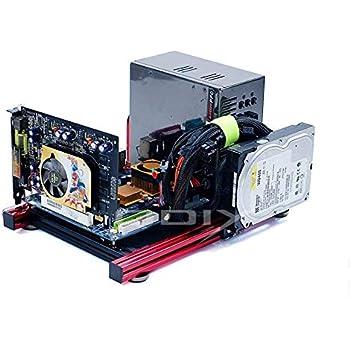 Amazon Com Lian Li Pc T60b Atx Micro Atx Test Bench