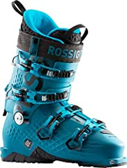 Get out early in the morning for a dawn patrol tour before transitioning to a mellow afternoon of pow stash hopping at the resort, all in the versatile Rossignol Alltrack Pro 120 Lt Ski Boot. The combination of alpine soles and Dynafit certif...