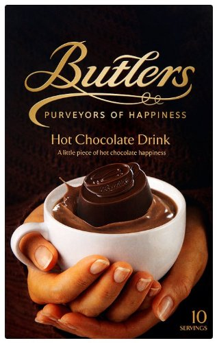 Butlers - Hot Chocolate - Milk - 240g (Pack of 3) Butlers Chocolate Ireland