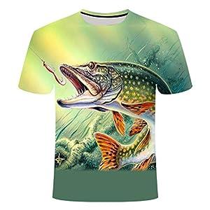 Pike Tee Shirt 3D Print