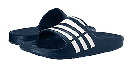 3838957faabb Image Unavailable. Image not available for. Color  adidas Performance Kids  Duramo Slide ...