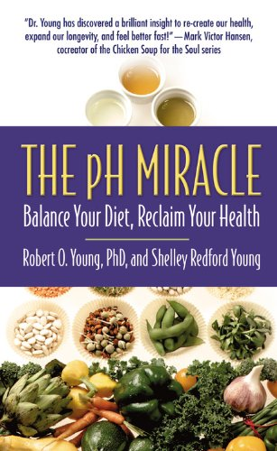 Download The pH Miracle: Balance Your Diet, Reclaim Your Health ebook