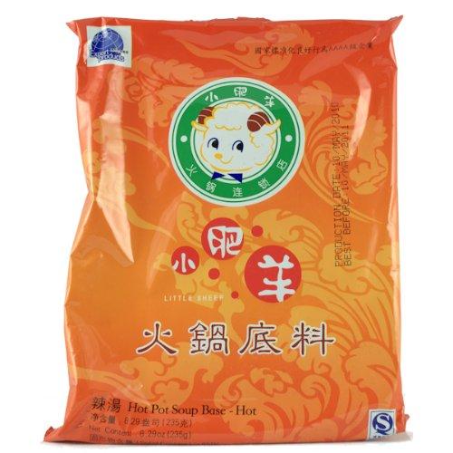 Mongolian Hot Pot Soup Base - (Hot / Spicy (8.29 Oz))