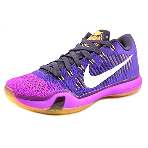 nike Kobe X Elite Low mens basketball trainers 747212 sneakers shoes (UK 9 us 10 EU 44, court purple...