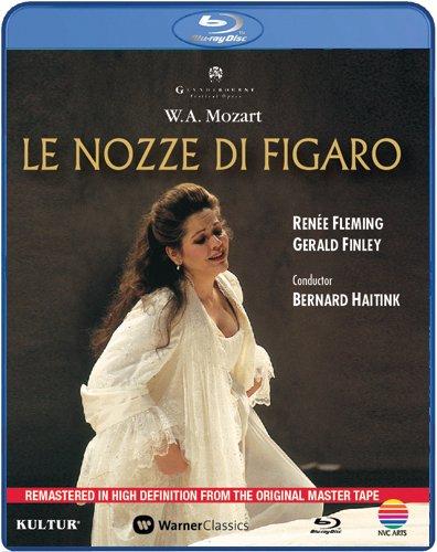 Mozart - Le Nozze Di Figaro [Blu-ray] (Wolfgang Amadeus Mozart Le Nozze Di Figaro)