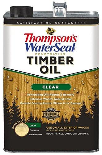 Timber Oil Trns Clr Gl