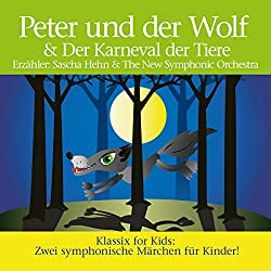 Peter und der Wolf & Karneval der Tiere