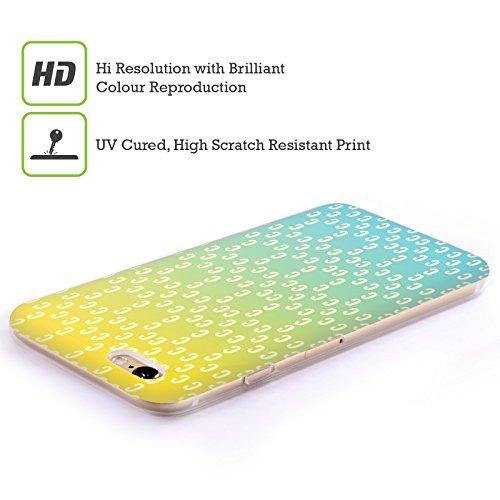 Official Cosmopolitan Ombre Pattern 2 Logo Soft Gel Case for Apple iPhone 6 Plus / 6s Plus