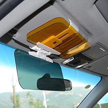 Amazon.com  vencetmat Car Sun Visor for Day and Night c0bc86ef007