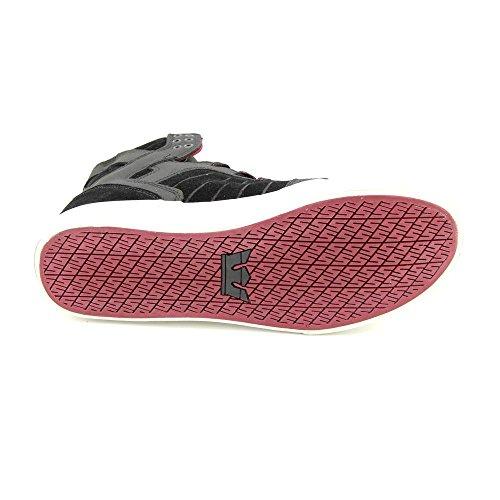 Supra Skytop Mens Taglia 11.5 Sneakers Nere Scarpe Con Suede Scamosciato Uk 10,5 Eu 45,5