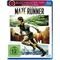 Maze Runner Trilogie [Blu-ray]