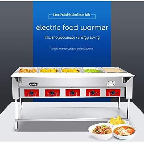 Amazon.com: Commercial 240V Calentador de Alimentos ...