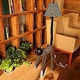 MOMO Stehleuchte Kreative Cartoon Stehleuchte Meng Cat Stehleuchte Schlafzimmer Kinder 'S Tischlampe Wohnzimmer Stehlampe, Lampe