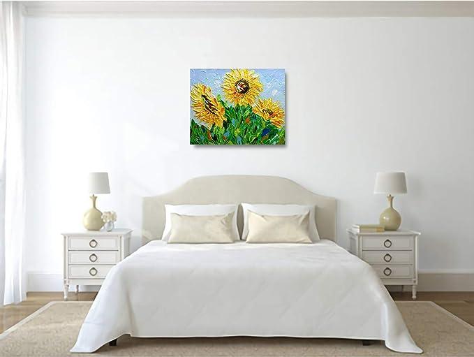 QUALITY decoration Poster.SUNFLOWER.Room Decor.Office interior design.325