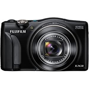 Fujifilm FinePix F750EXR Digital Camera (Black)
