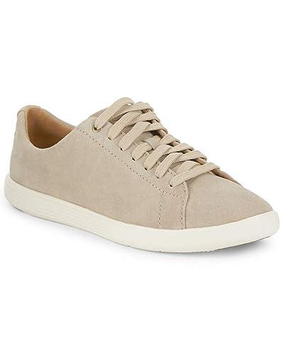 Amazon Cole Haan Grand Crosscourt Suede Sneaker 95 Fashion