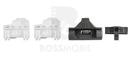 Amazon.es: Bossmobil Polo (6N1, 6N2), Delantero derecho, kit de ...